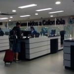 Como chegar em Bogotá e Cartagena