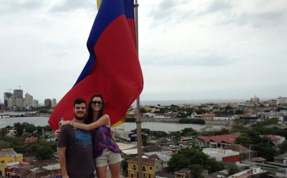 Forte em Cartagena