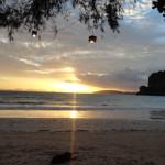 Railay Beach – Praia para a prática de rapel