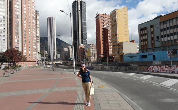 avenida de Bogotá