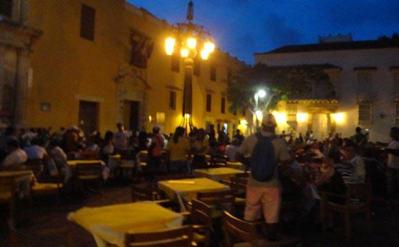 bar em cartagena