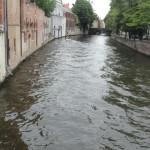 Com estilo medieval, Bruges encanta