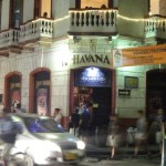 À noite, Cartagena só melhora