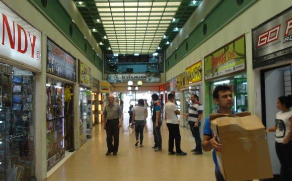 lojas em Assunção