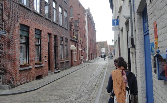 Ruas de Bruges