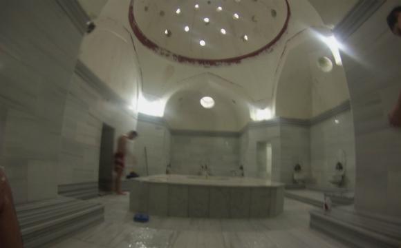 sauna banho turco