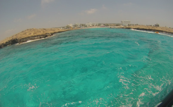 chipre, praias