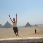 Pirâmides, o cartão postal do Egito e do Mundo