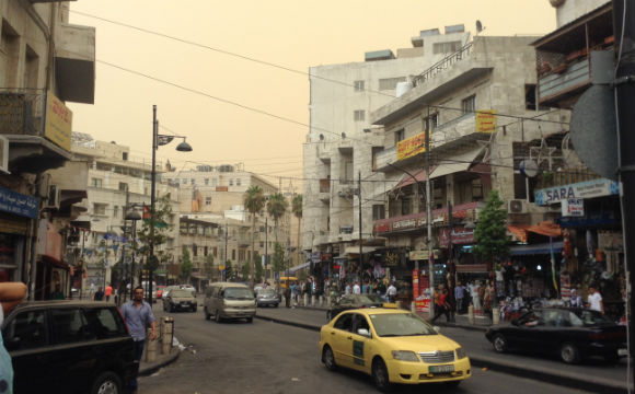 downtown-jordania