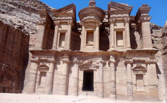 petra monastério