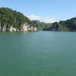 Em Halong Bay, Vietnã – O nosso primeiro cruzeiro