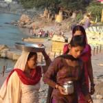 Vivendo os contrastes da loucura da Índia
