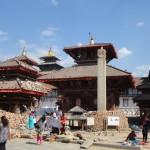Katmandu ainda vive