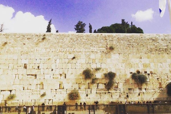 muro das lamentacoes