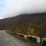 O outono de Mestia, Geórgia