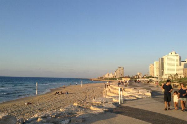 Você imaginava Tel Aviv assim?