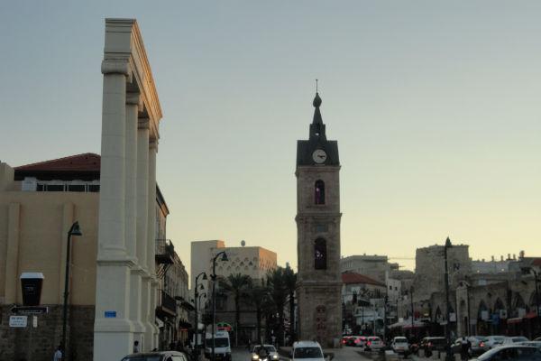 Se perca pelas ruazinhas de Jaffa
