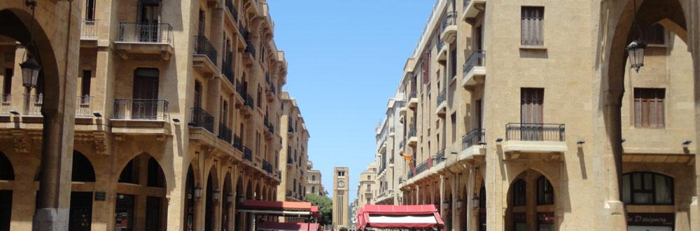 Quanto custa viajar para o Líbano?