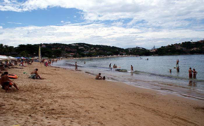 Praia da Ferradural