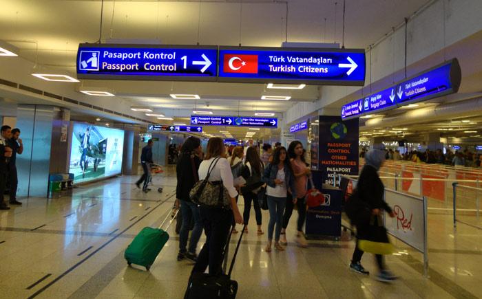 aeroportos istambul