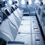 Que tal poder deitar nas poltronas do avião?