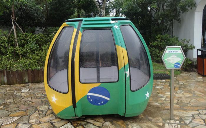 Teleférico brasileiro