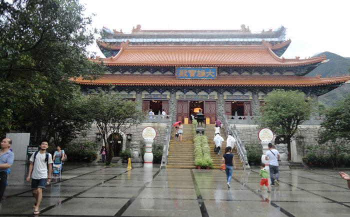 hong kong turismo
