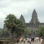 Um passeio pelas ruínas dos templos de Angkor, no Camboja