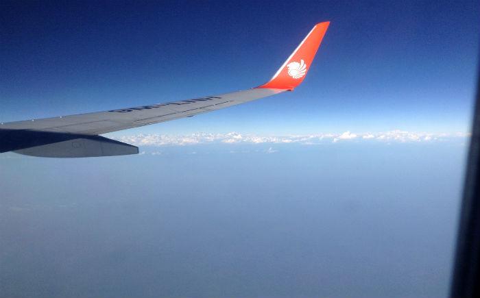 como chegar no nepal