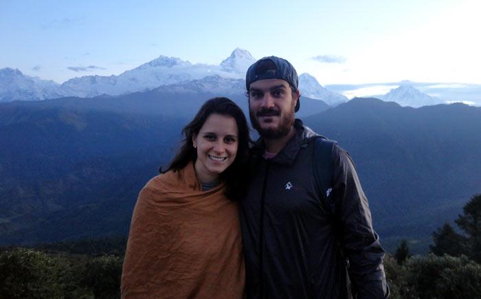 trekking no nepal