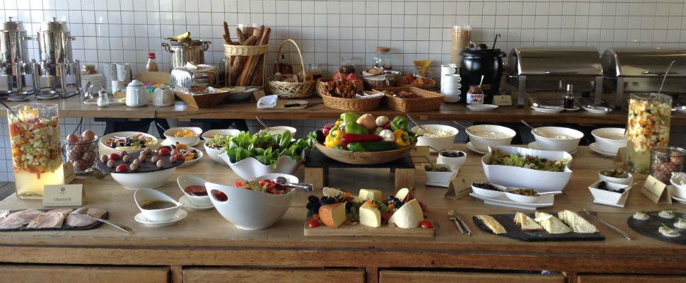 Conheça o hotel com melhor café da manhã do mundo